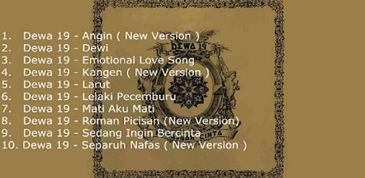download lagu dewa 19 separuh nafasku