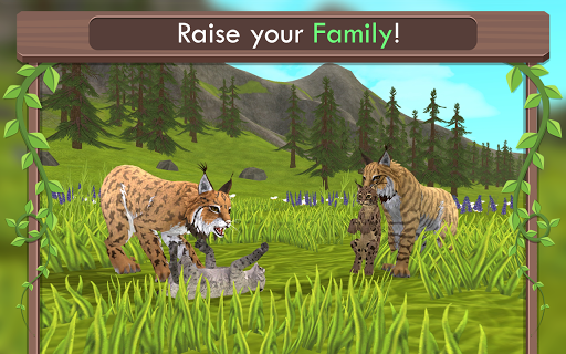 (APK) تحميل لالروبوت / PC WildCraft: Animal Sim Online 3D ألعاب screenshot