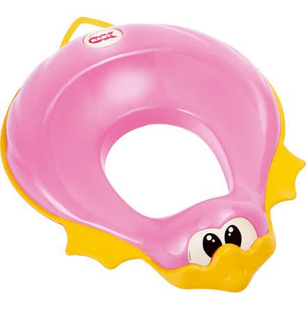 Ok Baby Ducka Toalettsits, Cerise