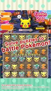 Pokémon Shuffle Mobile android mod