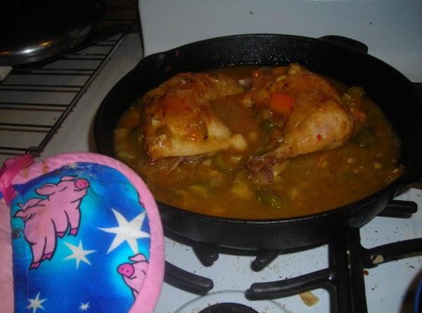 Mandarin And Ginger Chicken Recipe