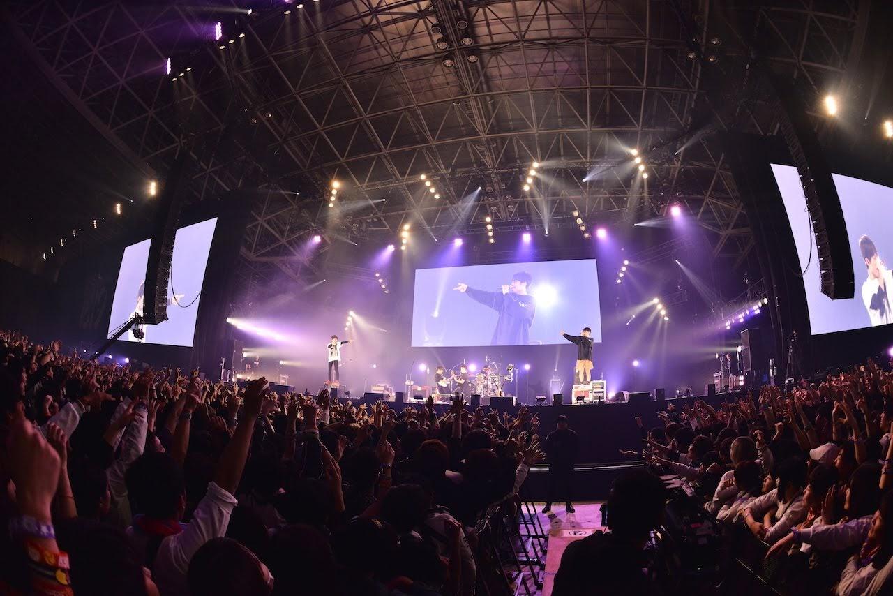【迷迷現場】COUNTDOWN JAPAN 18/19 キュウソネコカミ 第100場演出 「絕對不會忘記初心」