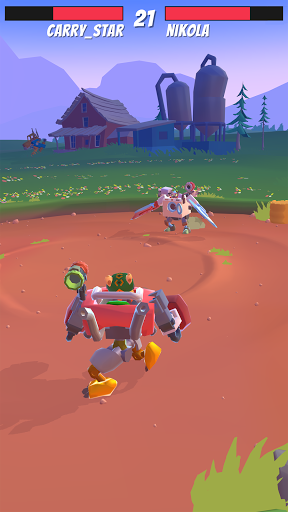 Machinal Instinct android2mod screenshots 4
