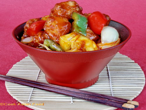 10 best chinese sweet and sour chicken recipes with pineapple forumfinder Choice Image