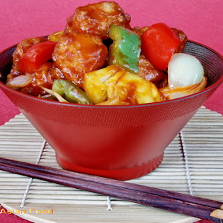 Sweet Sour Chicken - Hong Kong Style
