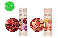 Angebot für Buah Cranberry & Friends oder Erdbeere & Friends im Supermarkt - Buah