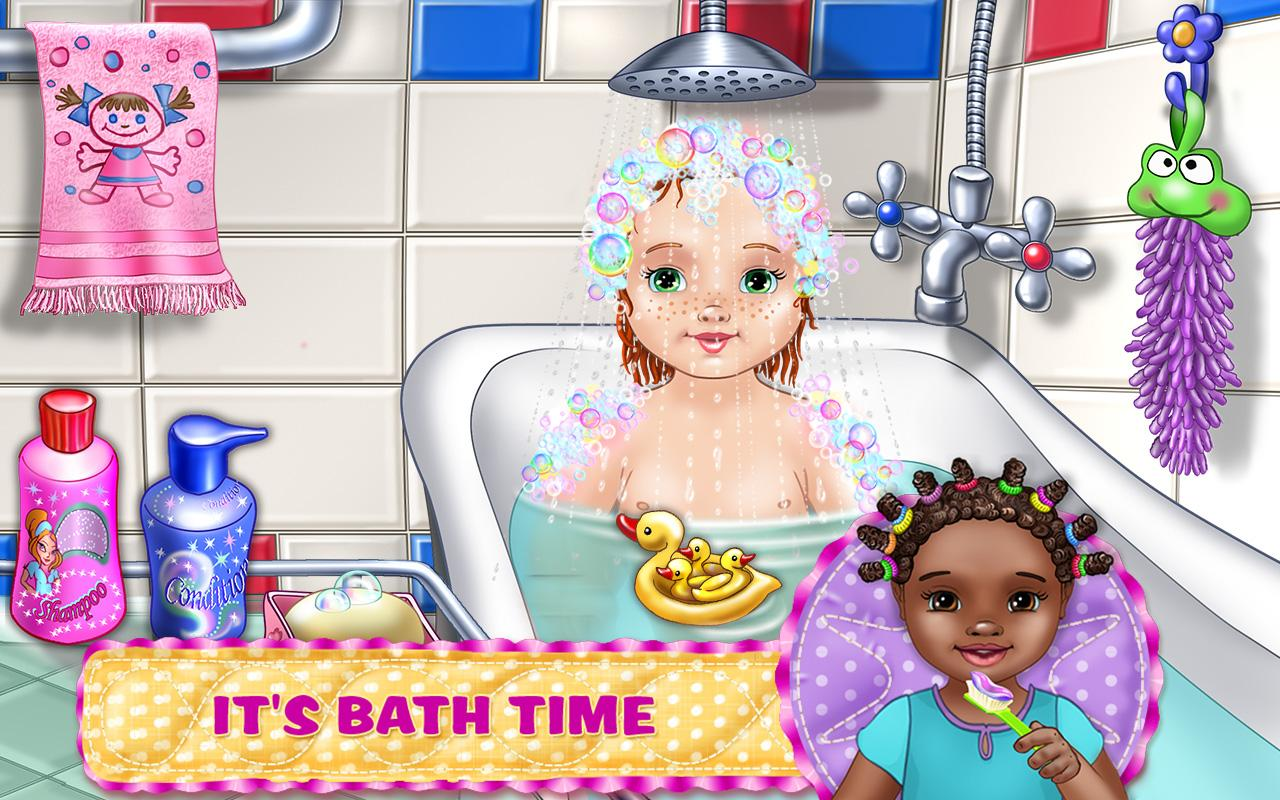 Baby Care Dress Up Kids Game Apl Android Di Google Play