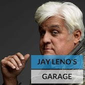 The IAm Jay Leno's Garage App