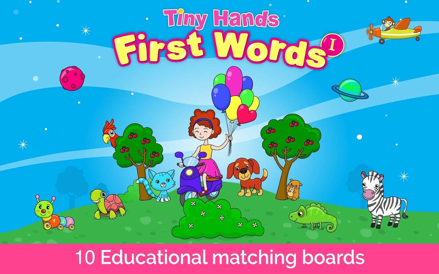 Learning games For babies- screenshot