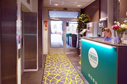 Forenom Aparthotel Kamppi Serviced Apartment, Helsinki