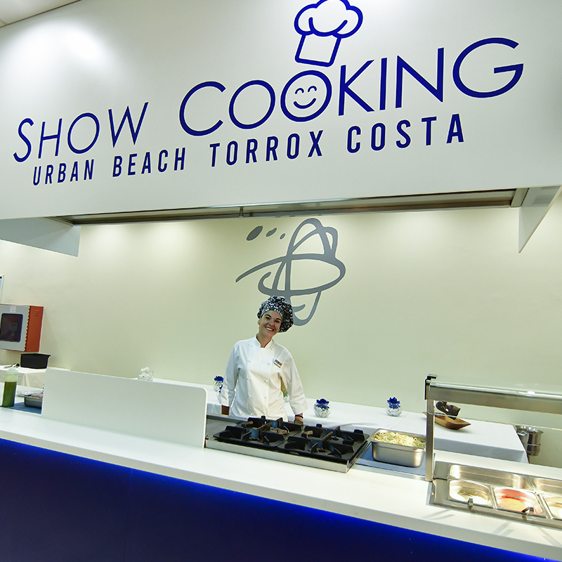 SHOW COOKING ¡NUEVO!