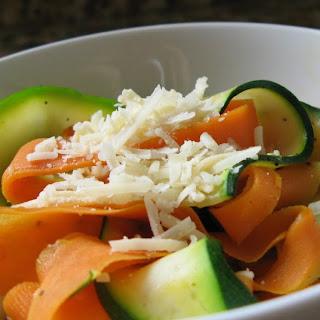 Carrot Ribbons Recipes.