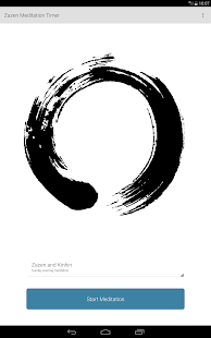 Zazen Meditation Timer- screenshot thumbnail