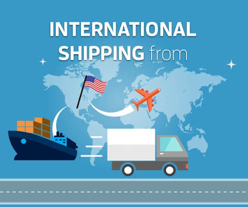 Shopify international shipping