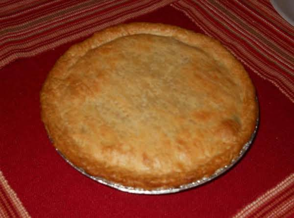 Turkey Pie Recipe