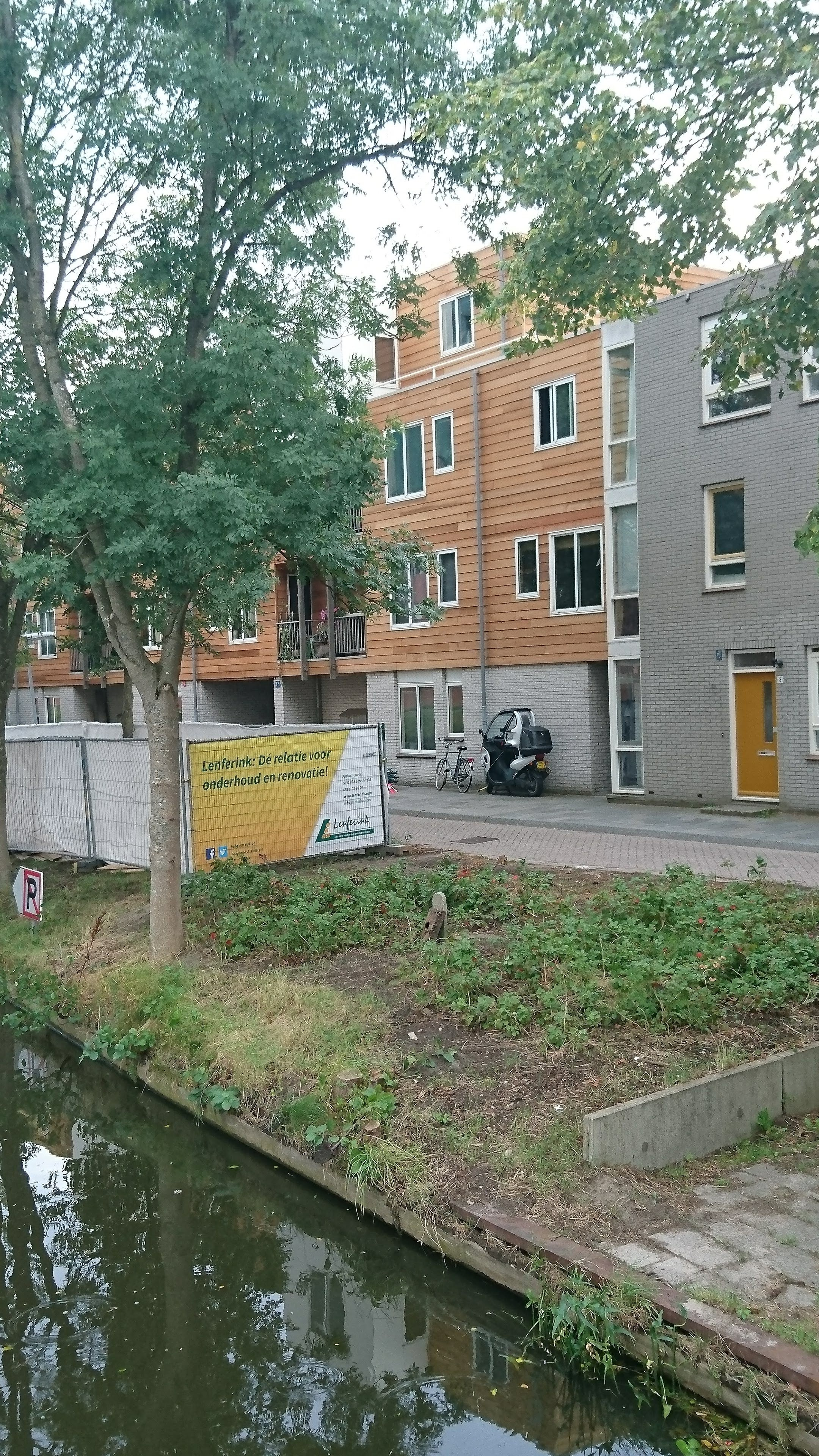 Onderhoud Marwixkade flats
