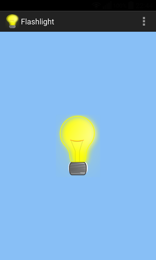 LED Flashlight- screenshot