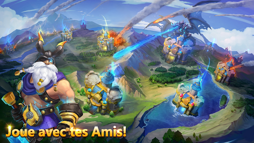 Castle Clash: RPG War and Strategy FR  screenshots 5