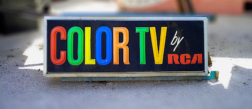 Photo: Color TV
