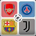 Football Clubs Team Logo Quiz - Soccer 2018 icon