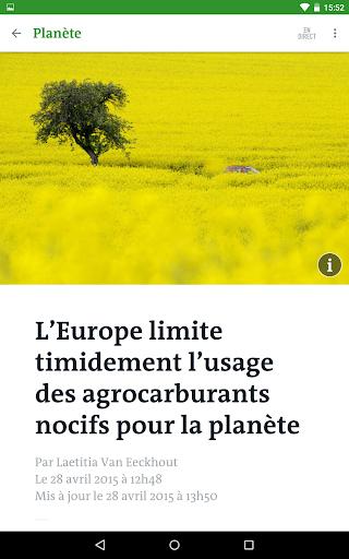 Le Monde, l'info en continu screenshot 17
