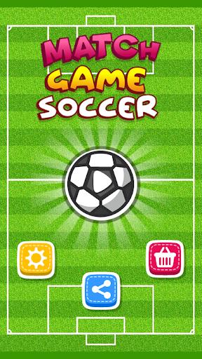 Match Game - Soccer 1.17 screenshots 1