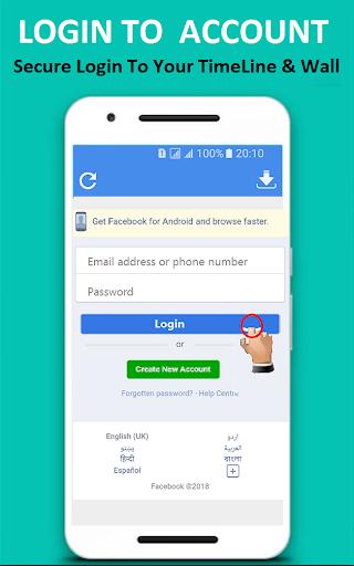 Video Downloader for Facebook 1.13 screenshots 2