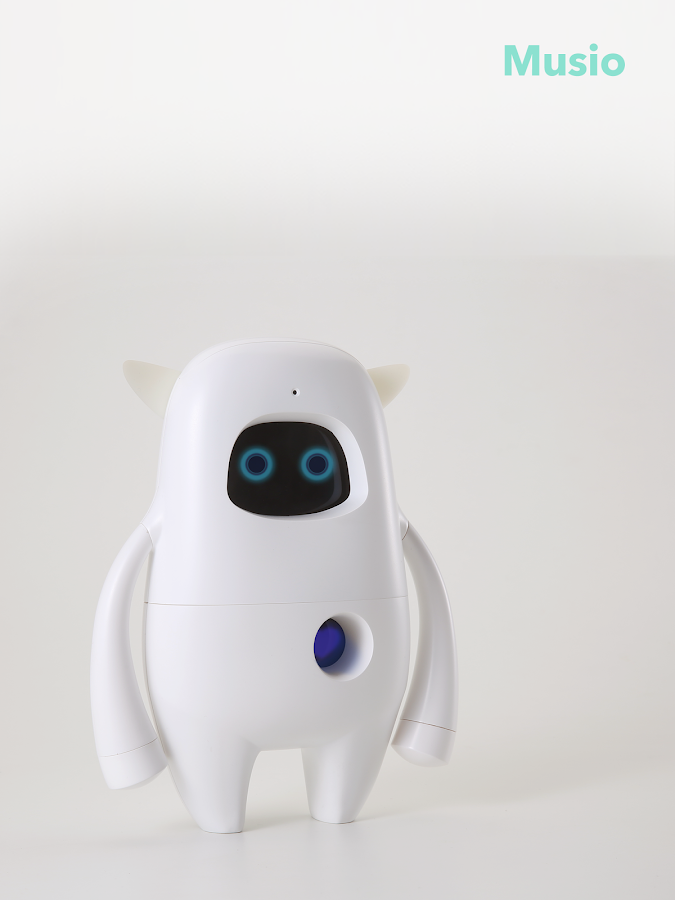 Musio, The AI Robot- screenshot