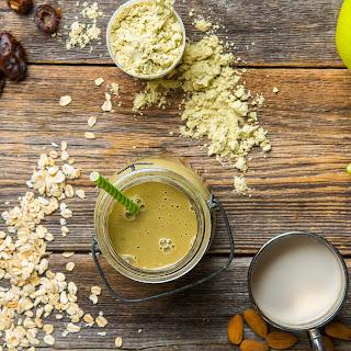 Apple Green Tea Smoothie Recipes.