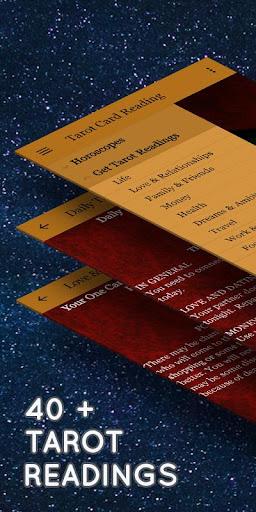 Tarot Card Reading - Love & Future Daily Horoscope 8.8 screenshots 2