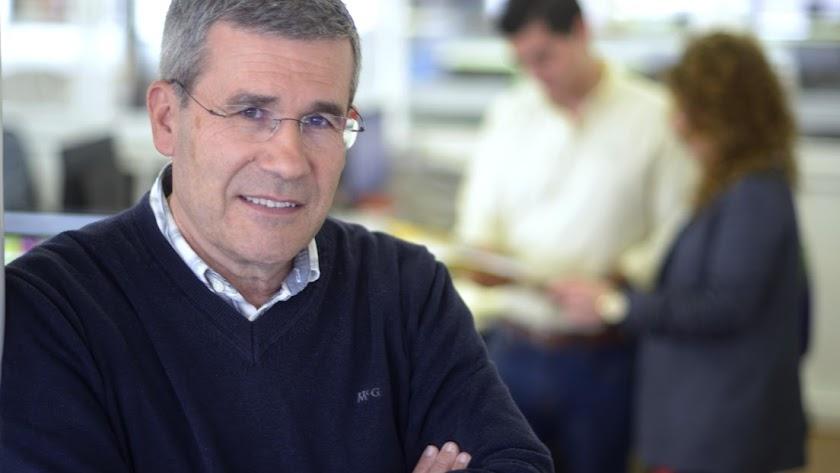 Directo General de Caparrós Nature, Pedro Caparrós