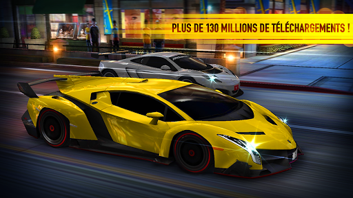 CSR Racing  captures d'écran 1