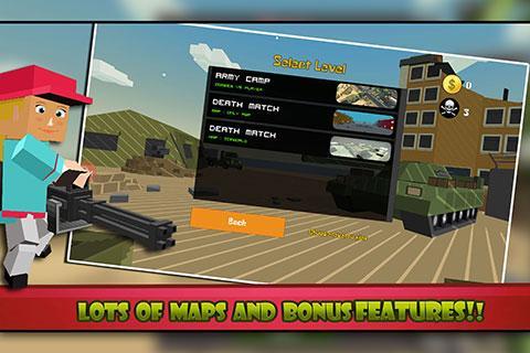 Pixel Gun 3D - War Evolved 2019  screenshots 2