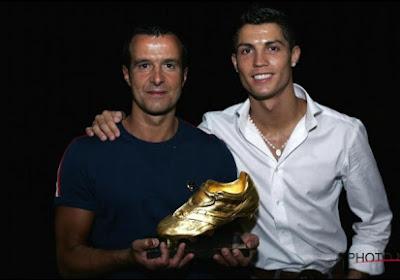 L'agent Cristiano Ronaldo et José Mourinho fait son arrivée dans le cyclisme