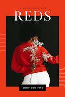 Red Winter Fits - Pinterest Pin item