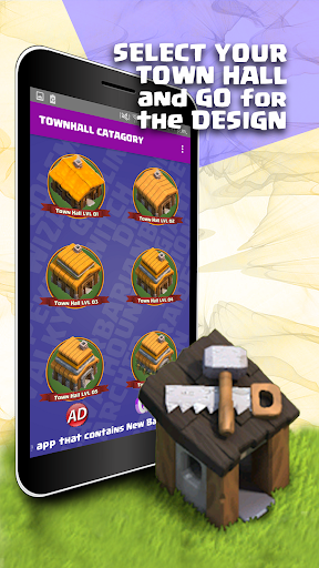 New Best Base Map Designer for COC ultimatebasedesigner.0l.09 screenshots 4