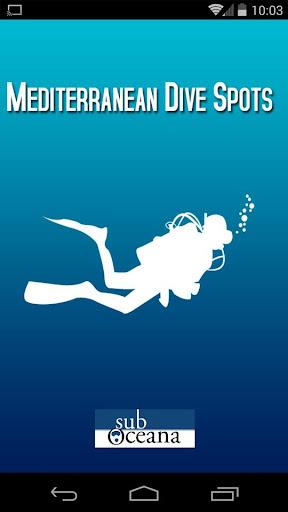 Mediterranean Dive Spots - MDS