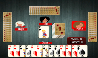 Screenshot of Rummy Free