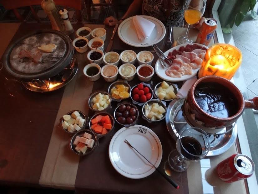 Onde comer fondue em Gramado - Château Allemand