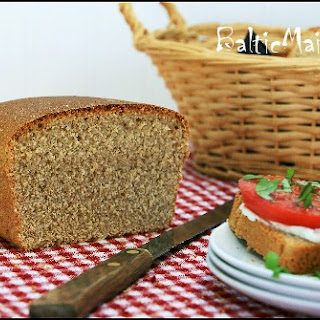 Healthy Whole Wheat Bread Recipe