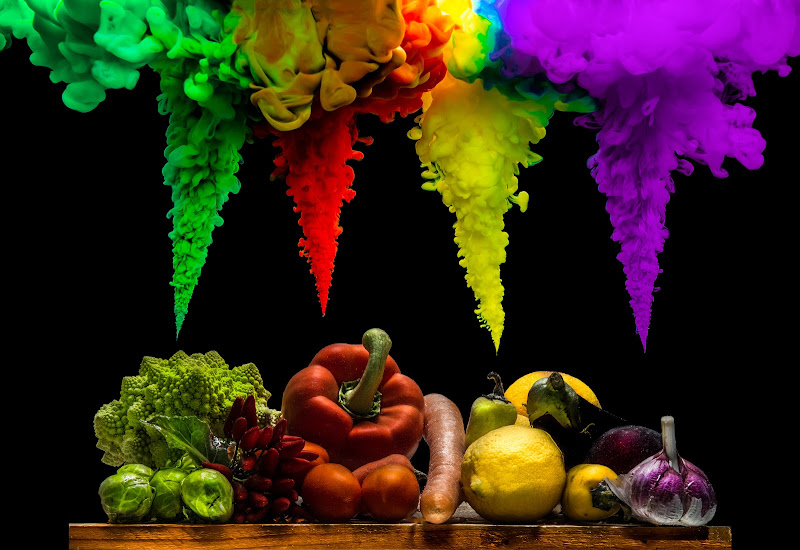 ...The colors of food di alberto66