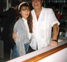 Photo: with late Brazilian Show-Man Ivon Coury in Miami