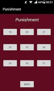 25+ Punishments - náhled