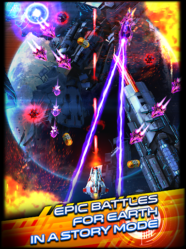 Space Warrior: The Origin screenshot 11