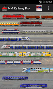 MM Railway Pro- screenshot thumbnail