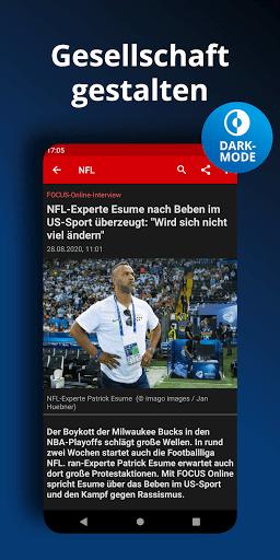 FOCUS Online - Nachrichten: Die schnelle News App  screenshots 6