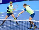 Gillé en Vliegen in achtste finales Rotterdam gewipt door Stefanos Tsitsipas en zijn broer