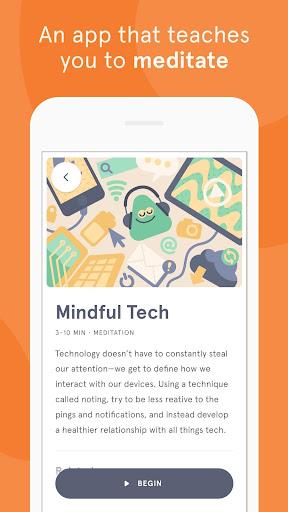 Headspace: Meditation & Sleep 3.28.0 screenshots 1
