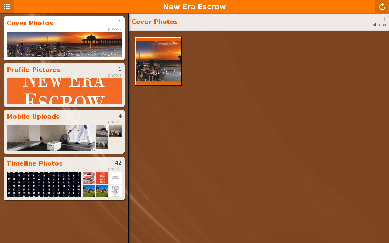 New Era Escrow- screenshot