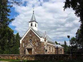Photo: Andrioniškio Šv. apaštalų Petro ir Povilo bažnyčia (1935)
